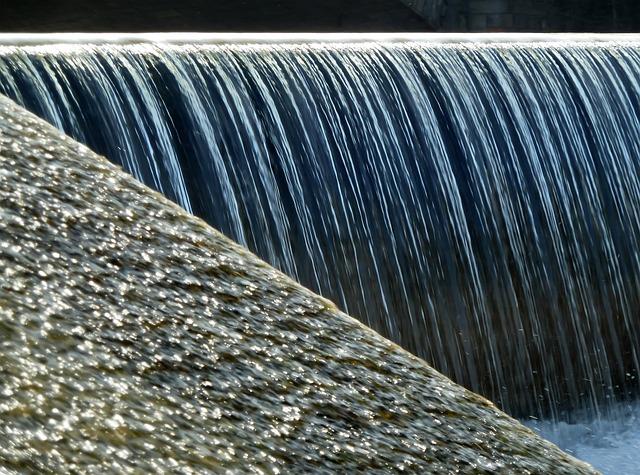 Wasserkraft Energie